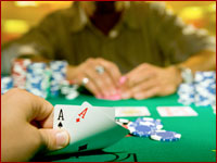 Particolari determinanti a Texas Hold'em